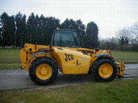 JCB Telescopic Loader